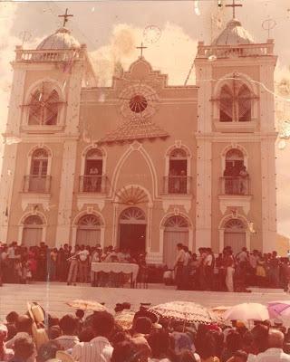 Fotos Antigas de Panelas PE - Missas Paroquia
