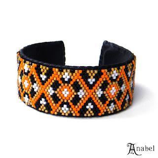 купить браслет из бисера анабель anabel блог бисер бисероплетение