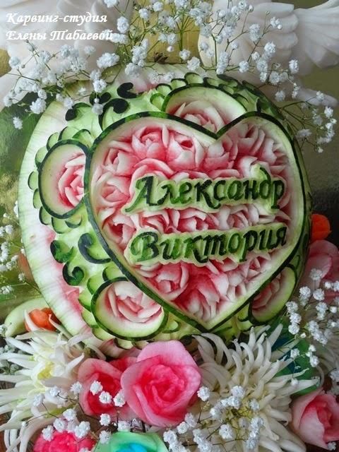 фрукты на свадьбу южно-сахалинск