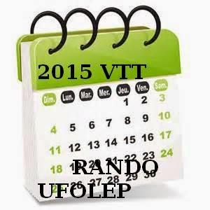 Randos VTT 2015