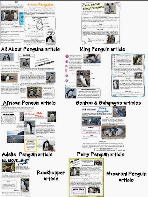 http://www.teacherspayteachers.com/Product/Non-Fiction-News-Common-Core-Close-Reading-and-Writing-K-2-Penguin-Edition-1007911