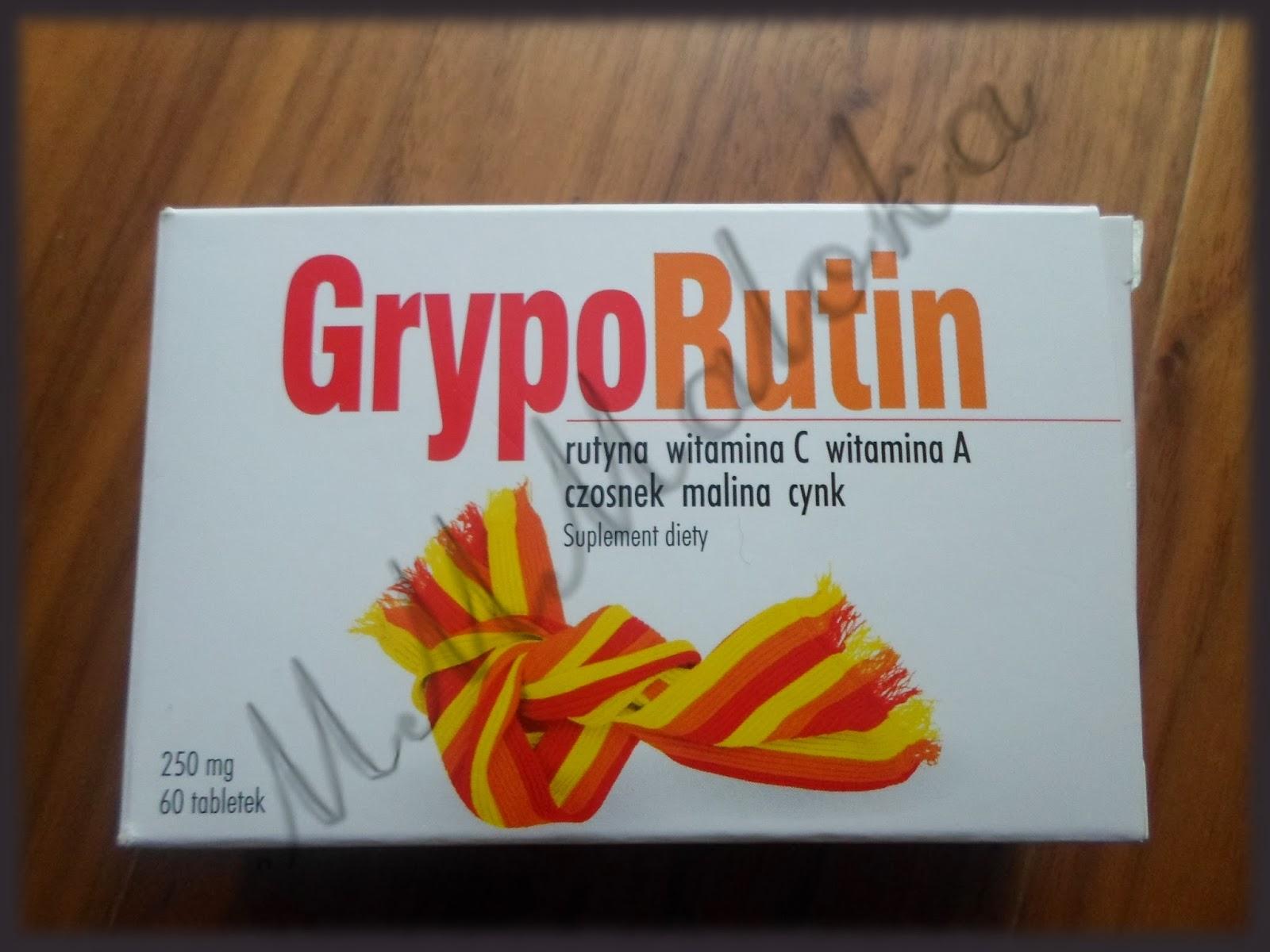 Gryporutin - recenzja niekosmetyczna :-)