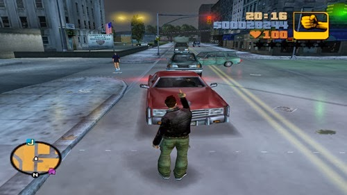 Grand Theft Auto III - PC (Download Completo em Torrent)