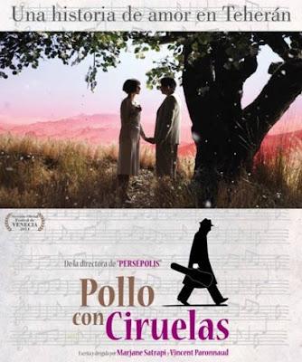 Pollo con ciruelas (2011) | 3gp/Mp4/DVDRip Latino HD Mega