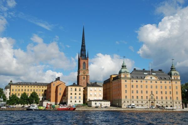 Wakacje Sztokholm