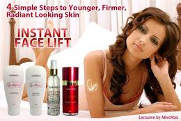 Efecte cosmetice AliveMax