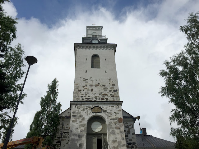 The Great Finnish Road Trip, Road Trip Finland, Kuopio Catherdral
