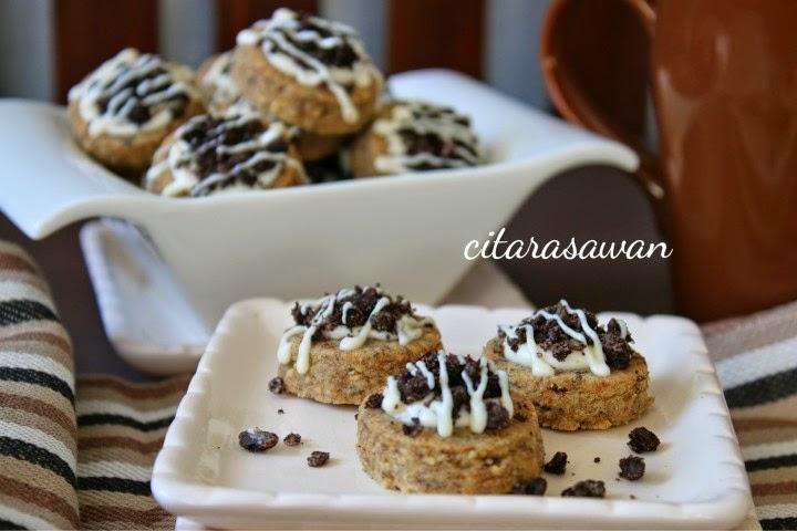 biskut crunchy oreo / oreo crunchy cookies