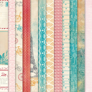 19 Things every DIYer should own- a selection of scrapbook paper. Clever nest