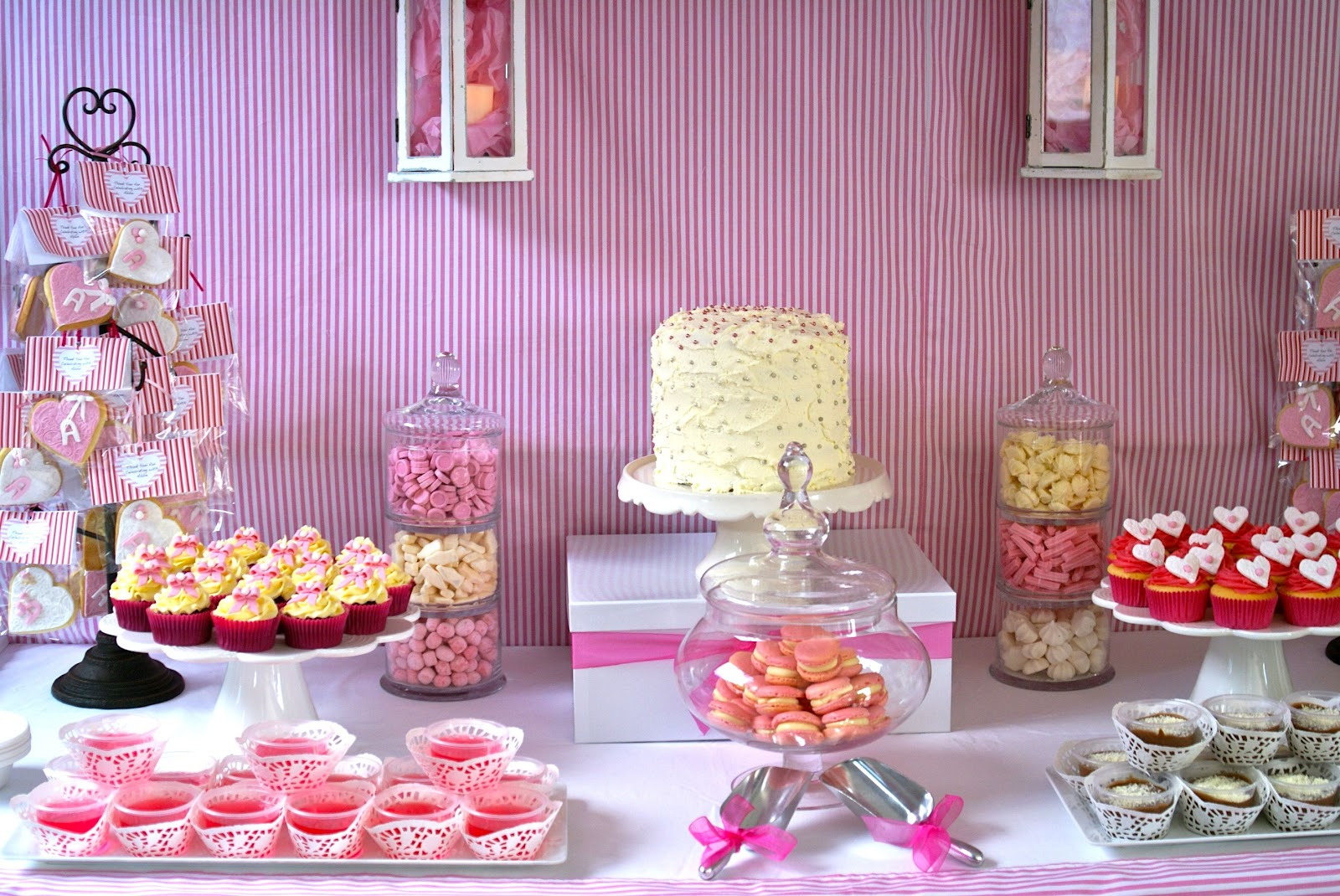 Les Enfants, Stylish Childrenu0027s Parties Blog: Real Party   A First Birthday  U0026 Christening