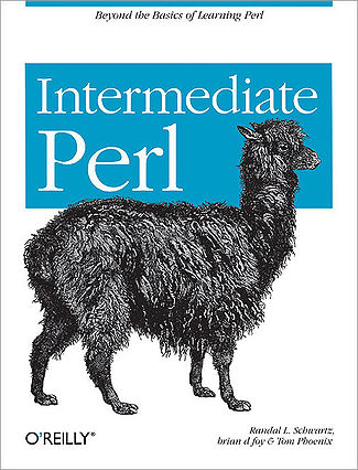 Intermediate Perl by Randal Schwartz, brian d foy, and Tom Phoenix