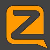 puedes seguirlos por Zello