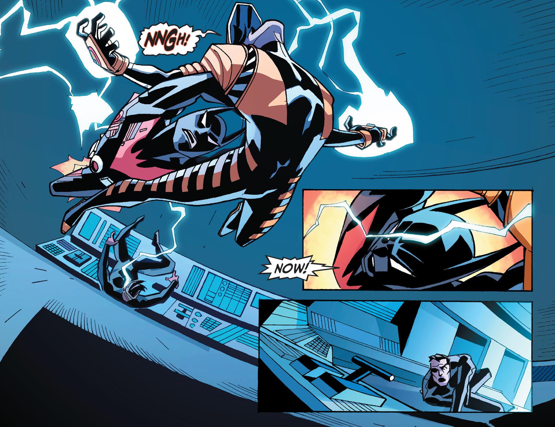 Batman Beyond 2.0 #8 #33 - English 15