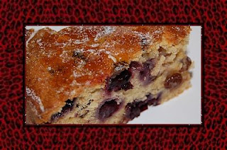 blueberry fruit cake recipe