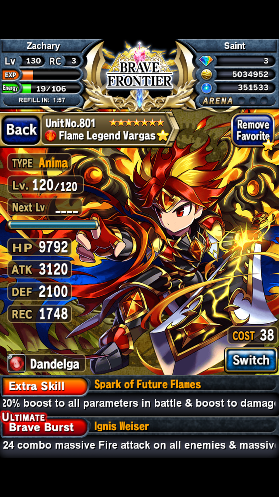 Zachary Snow | Gaming Guides and More!: Brave Frontier ... | 900 x 1600 png 1778kB