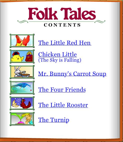 Storybooks For My LINUS pupils