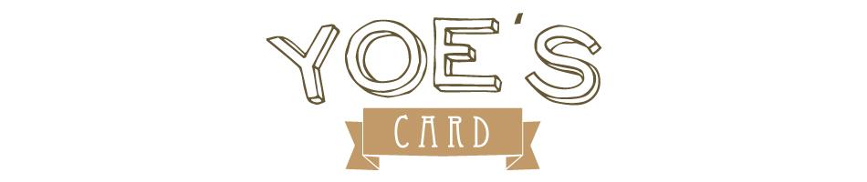 Yoe's Card