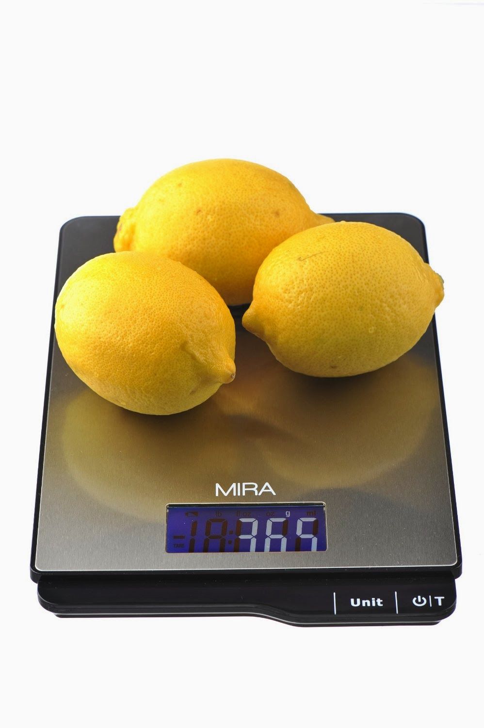 MIRA Stainless Steel Kitchen Scale Review