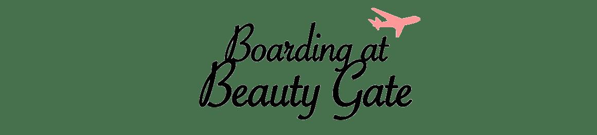 Boarding at Beauty Gate