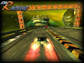 Game Balap Mobil StaR Racing for pc screenshot 2