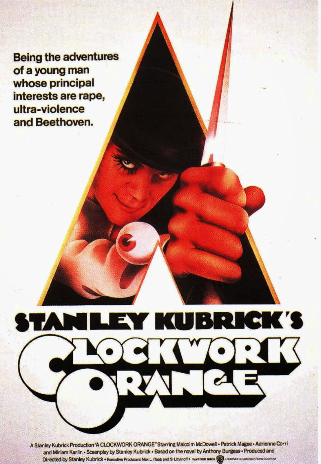 A Clockwork Orange - Το Κουρδιστό Πορτοκάλι (1971) tainies online oipeirates