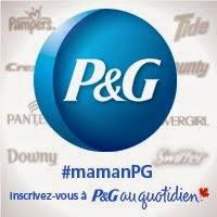 Ambassadrice Maman P&G