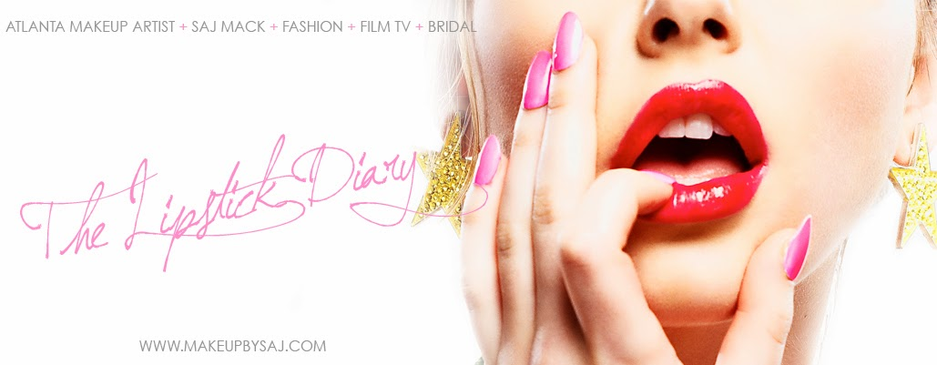 ATLANTA MAKEUP ARTIST | SAJ MACK| FASHION | FILM TV | BRIDAL |                  www.makeupbysaj.com