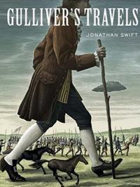 "Cover of ""Gulliver's Travels"", a novel by Jonathan Swift"