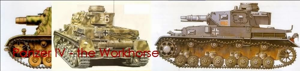 Panzer IV - the Workhorse