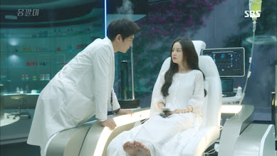 Yong pal Yongpal The Gang Doctor ep episode 5 recap review Kim Tae Hyun Joo Won Han Yeo Jin Kim Tae Hee Han Do Joon Jo Hyun Jae Lee Chae Young Chae Jung An Chief Lee Jung Woong In Kim So Hyun Park Hye Soo detective Lee Yoo Seung Mok chaebol han sin Doo Chul Song Jyung Chul Korean Dramas enjoy korea hui Rain Jung Ji hoon boy friend doenjang jjigae soybean paste stew
