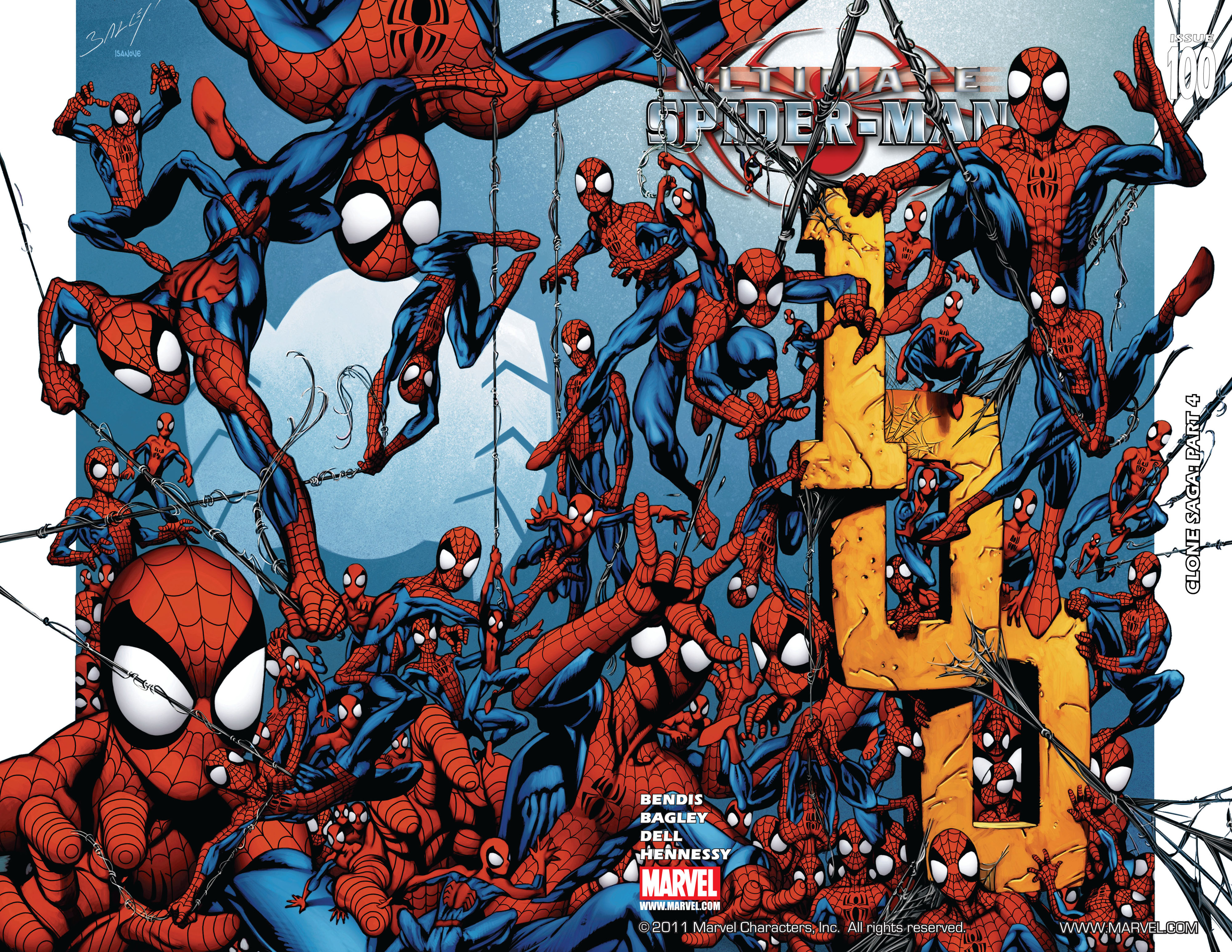Ultimate Spider-Man (2000) Issue #100 #104 - English 2