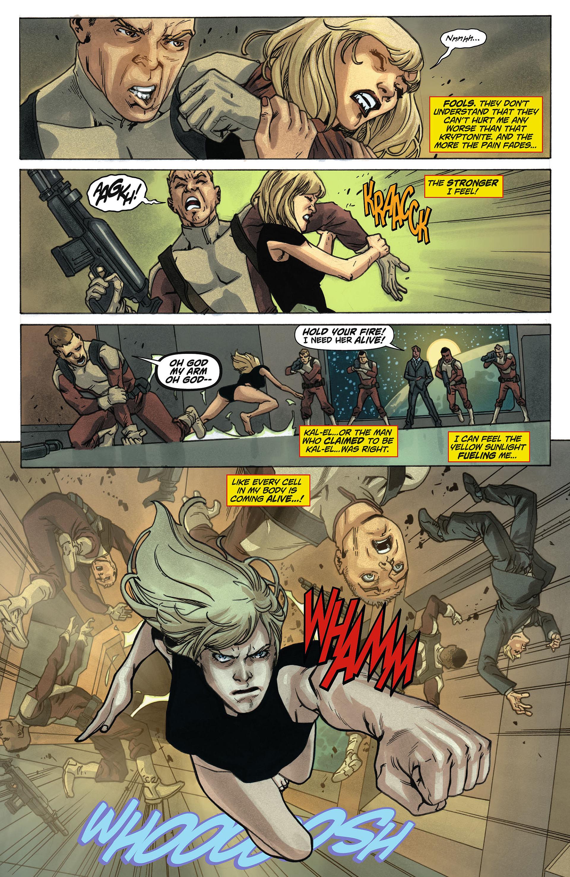 Supergirl (2011) Issue #4 #6 - English 8