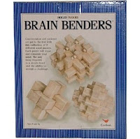 Brain Benders Wooden Puzzles3