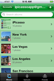 MyPics - Picasa Web Albums Manager IPA 1.4.6
