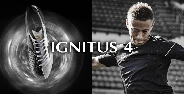 Next-Gen Mizuno Wave Ignitus 4 2016 Boots Released b7d0deb3053