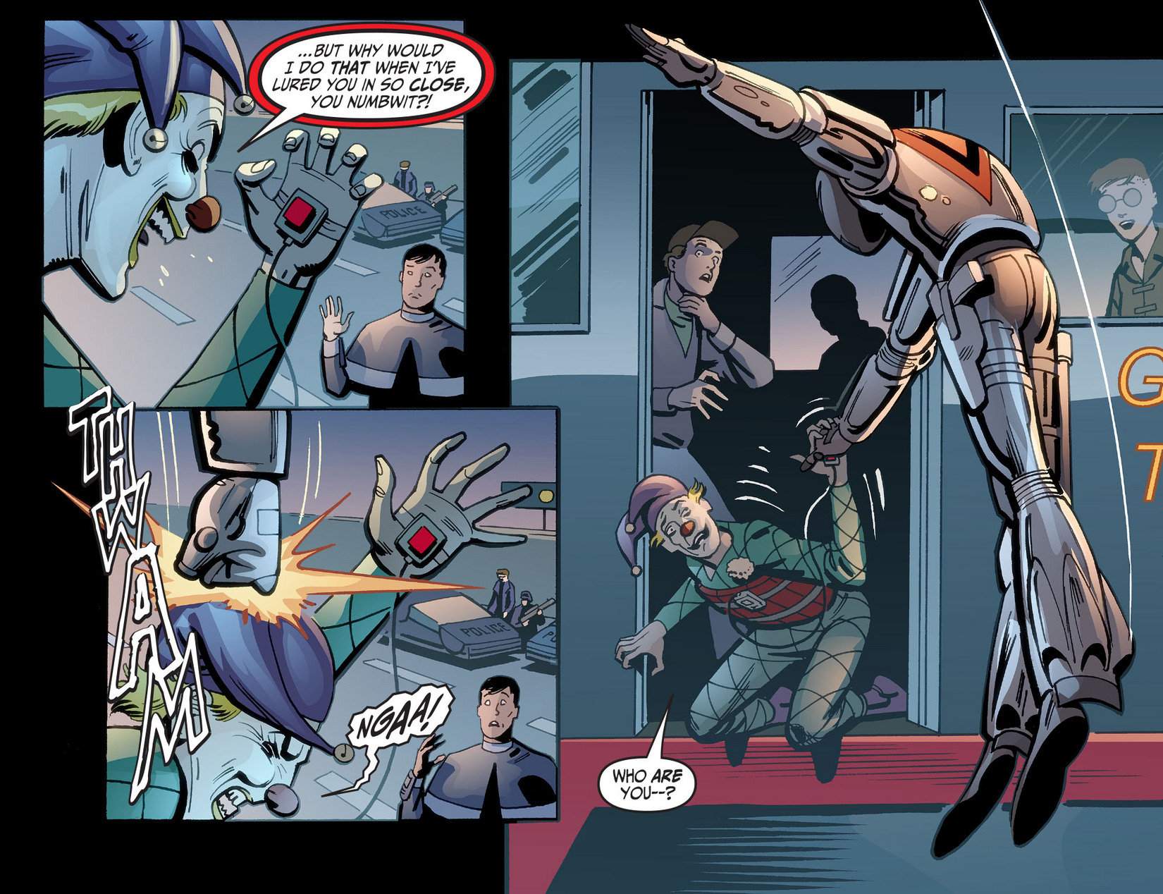 Batman Beyond (2012) Issue #13 #13 - English 14