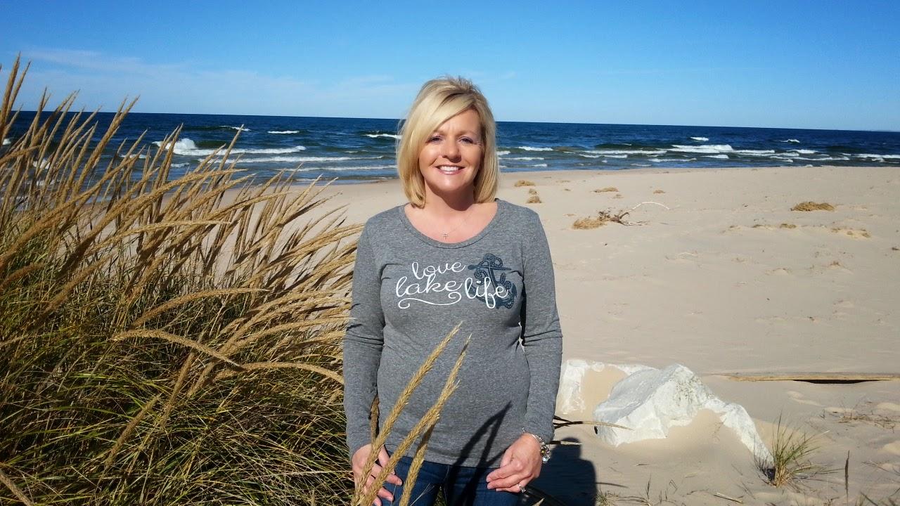 Manistee Pier, City of Manistee, Manistee Lighthouse, Lake Michigan, Love Lake Life tee shirt, lake wear, lake life apparel, weekend lake wear