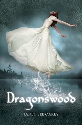 Book cover of Dragonswood by Janet Lee Carey