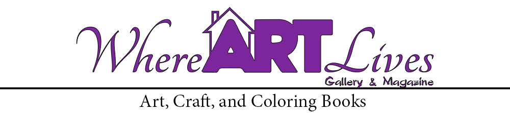 Art, Craft, and Coloring Books