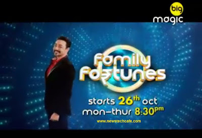 Big Magic 'Family Fortunes' Upcoming Tv Show Wiki Plot |Host |Promo |Timing |Pics