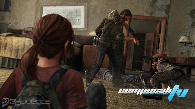 The Last of Us PS3 Español Latino Region EUR