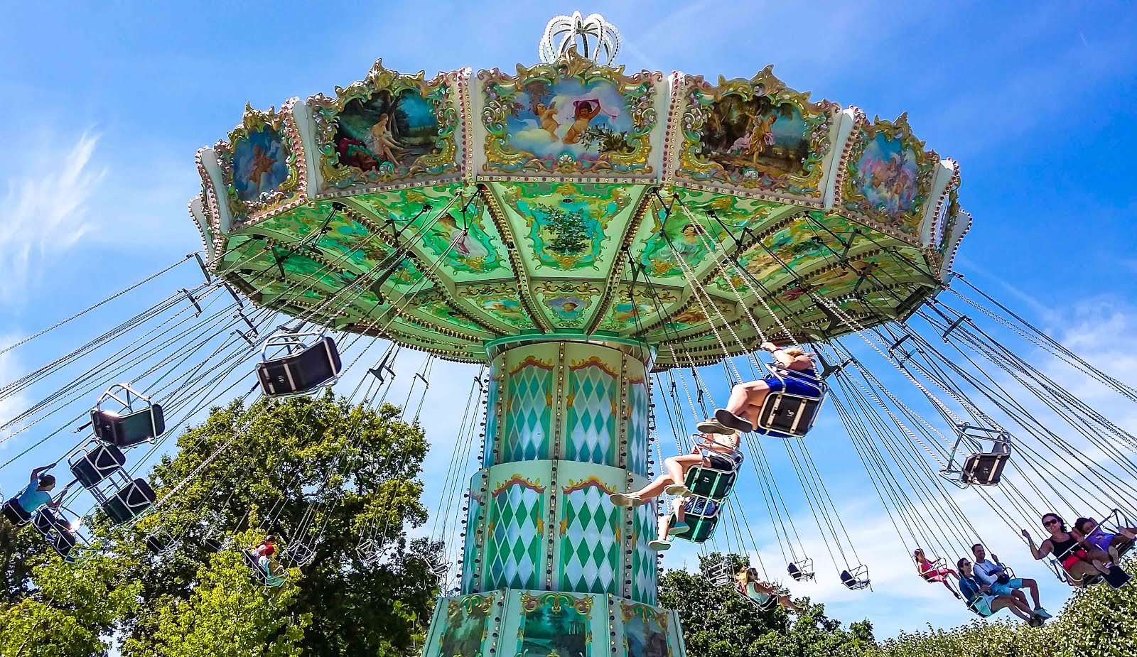 Paris Beloved Jardin D Acclimatation Starts A 60 Million Euros