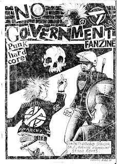 Fanzine - No Government #4