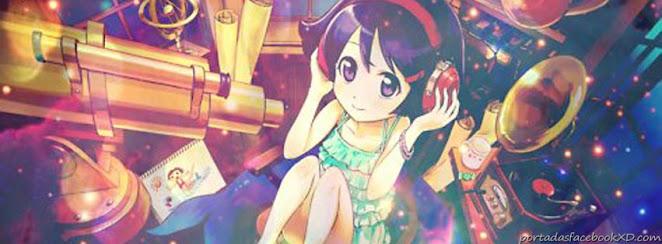 imagen de niña anime , foto de anime,imagen de portada, foto para facebook