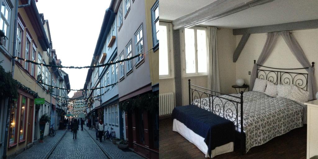 Mmi, Mittwochs mag ich, Frollein Pfau, Erfurt, IBB Hotel, Roter Turm, Erfurt, Krämerbrücke, Thüringen