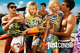 JUST CAVALLI CAMPAIGN SS2013