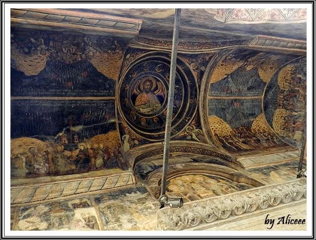 Biserica Stavropoleos-bucuresti-detalii
