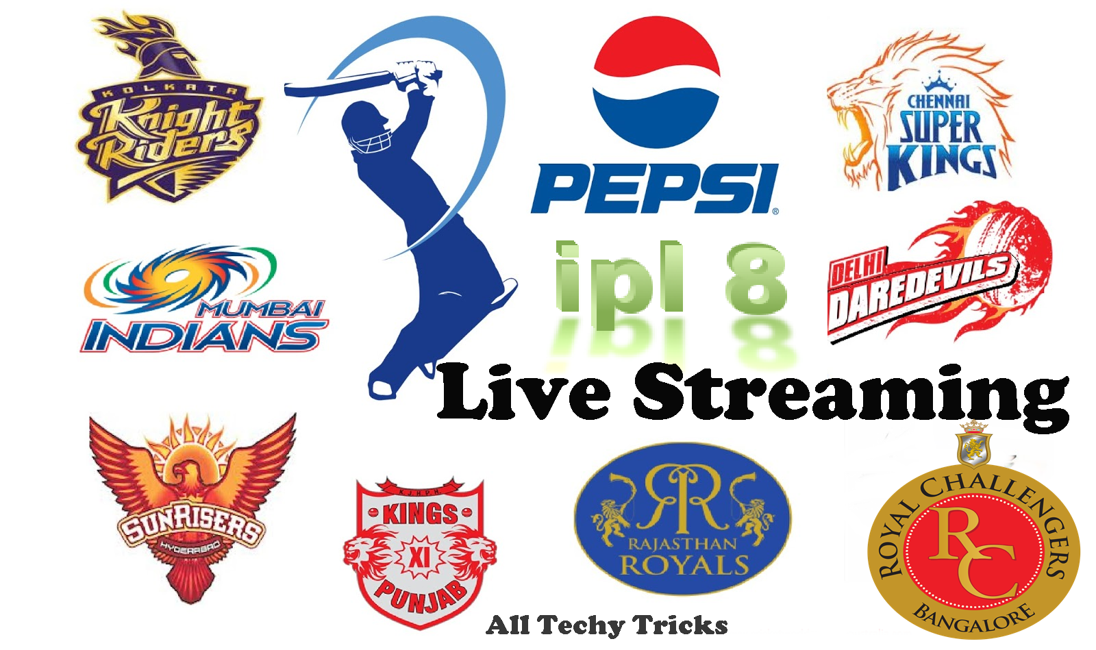 watch cricket ipl live