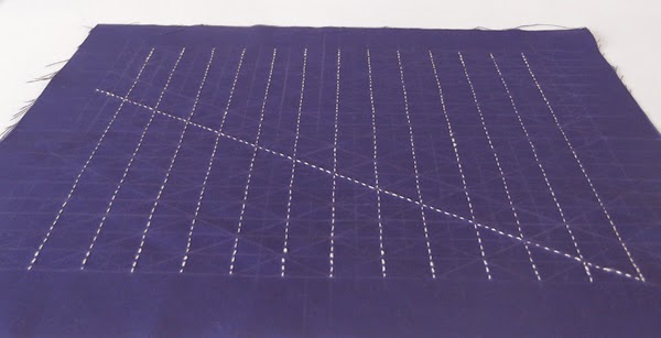 sashiko, sashiko instructions, sashiko lessons, sashiko tutorials,