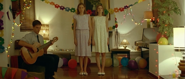 dogtooth, lanthimos, song, double feature